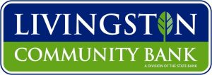 Livingston Community Bank logo