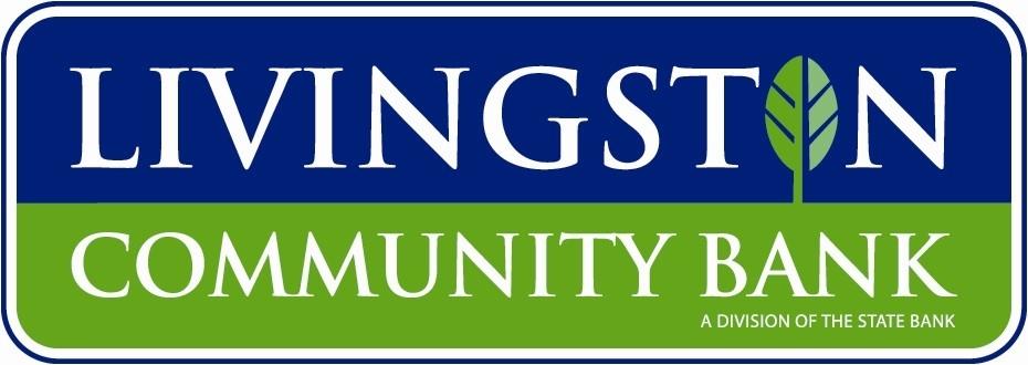 Livingston Community Bank logo