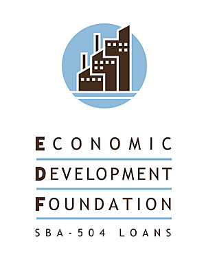 Economic Development Foundation logo
